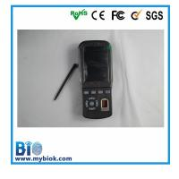 Buy cheap Touch Screen Mobile Fingerprint Reader Attendance with GPRS Bio-PH03 from wholesalers