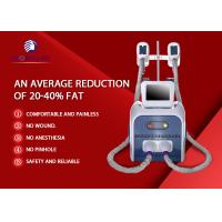 Buy cheap Professional Shape And Freeze Fat Burning Machine 1-10J RF Intensity from wholesalers