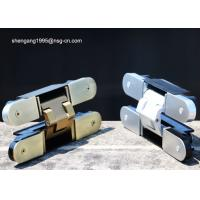 Buy cheap Zinc Alloy / Stainless Steel #304  German Hinges 180 Degree Kitchen Door Hinges from wholesalers