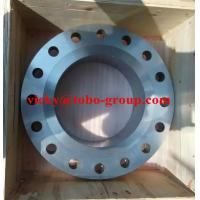 Buy cheap ASME B16.47 Series B Class 600 Weld Neck Flanges Size: 1/2  - 60 from wholesalers