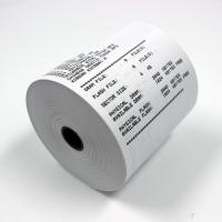 China Pos Cash Registers Thermal Paper roll 80 x 80 /Thermal paper Rolls on sale