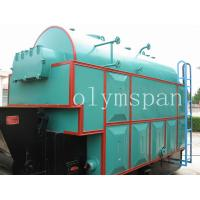 Buy cheap Oil Heating Water Steel Coal Fired Steam Boiler  8 Ton , Energy Efficient product