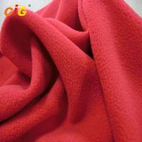 Buy cheap Multi Colored Textile Fleece Fabric with Single Or Double Sides For Garments / from wholesalers