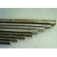 Buy cheap High Purity 99.95% Machined Pure Tungsten Rods For Illumination , Heater from wholesalers