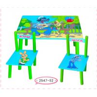 Buy cheap School children study children room furniture desk table chairs from wholesalers