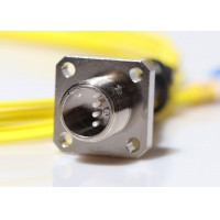 Buy cheap OM1 Aarc 4 Cores Indoor Outdoor Fiber Optic Cable Assemblies from wholesalers