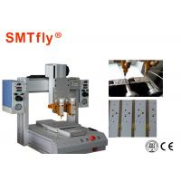 Buy cheap High Efficiency SMT Glue Dispenser Machine 300/300/100MM Work Area SMTfly-300M from wholesalers