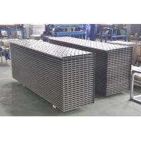 Buy cheap High Efficient Refineries Air Preheater With Stainless Steel Corrugated Plate Sheets from wholesalers