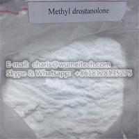 Buy cheap Methyl-Drostanolone Powder Methasterone Superdrol Anabolic Steroids Methyltrienolone Raw Tren Powder For Muscle Building product