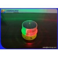 Buy cheap Blue Red Solar Airport Lighting / Lift- Off Area Portable Runway Lights from wholesalers