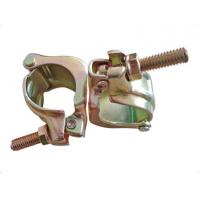 Buy cheap Scaffolding Clamps And Fittings Swivel Clamp Scaffolding Pipe Connection Coupler from wholesalers