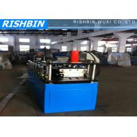 Buy cheap Roof Hat Channel Roll Forming Machine from wholesalers
