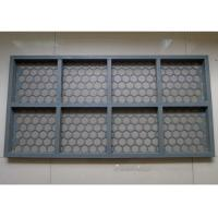 Buy cheap 585×1165mm VSM 300 Shale Shaker Metal Mesh Screen for Solid Control System from wholesalers