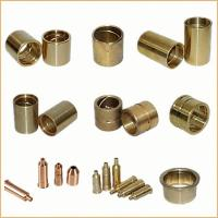 Buy cheap OEM Rock Crusher Spare Parts Socket Liner Main Frame Seat Thrust Upper Frame Bushing from wholesalers