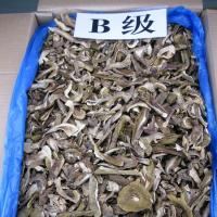 Buy cheap Factory Price Sliced Dried Boletus Edulis  B Grade from wholesalers