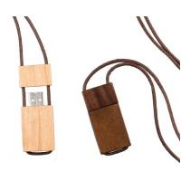 China wooden usb,necklace usb flash disk,wooden necklace usb drive,mini usb,eco-friendly stick on sale