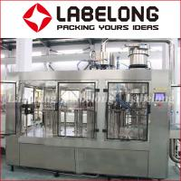 Buy cheap 304 Stainless Steel Water Bottling Machine With Washing Rinsing Capping Function from wholesalers