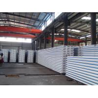 Buy cheap Polystyrene Sandwich Panel Waterproof Exterior Wall Panel and Roof Panel PPGI Steel EPS Sandwich Panel from wholesalers