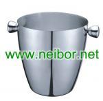 Buy cheap stainless steel ice bucket beer bucket from wholesalers