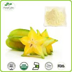 Buy cheap Nutrition Carambola Fruit Powder / Star Fruit Juice Powder from wholesalers