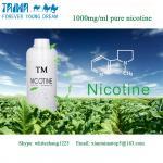 Buy cheap 1000mg/ml pure nicotine USP Grade nicotine for E Liquid from wholesalers