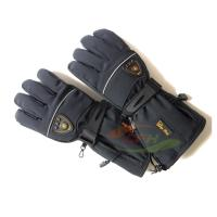 Buy cheap 2014 electric heated pad Li-on battery rechargable gloves from wholesalers