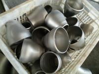 Stainless Steel Reducer Butt Welded Pipe Fittings WP348H 1/2'' SCH40s