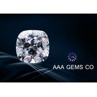 OEM White Loose Moissanite Diamond 4.5mm Cushion Cutting Shape