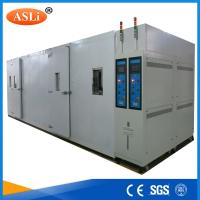 Buy cheap Refrigerator Walk In Temperature Test Chamber , Environmental Testing Equipment from wholesalers