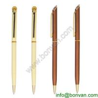 Buy cheap resin dome metal pen,resin top promotional gift ball pen from wholesalers