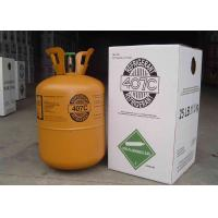 Buy cheap R22 Substitute R407C Refrigerant With High Purity For Refrigeranting Systems from wholesalers