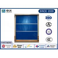 Buy cheap 3400X 3400 mm Inorganic Cloth  Fireproof Roller Shutters /Guide Rail Depth 55 mm/ 3 Hours Fire Rating from wholesalers