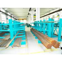 Buy cheap Cold Rolling Steel Cantilever Racking System For Particular Business / Product Line from wholesalers