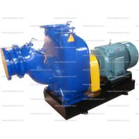 Buy cheap P Series Self-priming Non-clogging Centrifugal Sewage Pump from wholesalers
