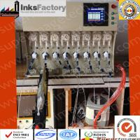 Buy cheap Automatic Inks Filling Machine (SI-JQ-FM8IN1#) from wholesalers