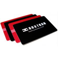 Buy cheap 13.56MHZ printable proximity card , blank plastic cards for access control WITH FUDAN F08 CHIP from wholesalers
