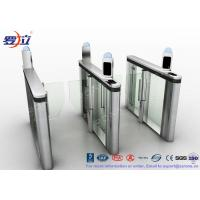 Buy cheap Luxury Speed Gate Turnstile Gate Visit Management System For Bank Building product