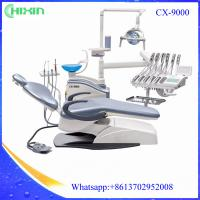 Buy cheap Dental Unit CX-9000 Foshan Manufacturer Electric Treatment Machine Dental Chair with dental chair unit from wholesalers
