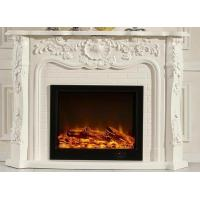 Buy cheap Stainless Steel Customized Freestanding Electric Fireplace Portable from wholesalers