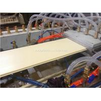 Buy cheap WPC Board Production Line Twin Screw Extruder Plastic Extrusion Machines from wholesalers