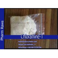 Buy cheap 98% Pharma Raw Powder Chloramine-T For Disinfectant  CAS: 127-65-1 from wholesalers