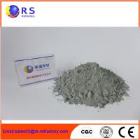 Steel Fiber Wear Resistant lightweight castable refractory High strength