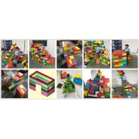Buy cheap plastic building blocks toys from wholesalers