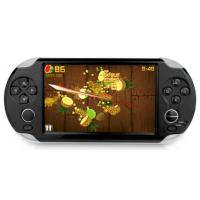 Buy cheap 512M DDR3 PSP Game Player / Handheld Game Consoles With Android 4.03 Version OS Running from wholesalers