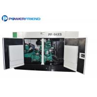 China 60HZ Standby 88kva Cummins Diesel Generators For Home Use With Deepsea Controller on sale
