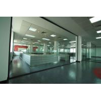 Buy cheap PDLC Switchcable smart glass, sanded white laminated glass, tempered glass lamination from wholesalers
