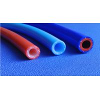 Buy cheap High Temperature Transparent Silicone Rubber Tubing from wholesalers