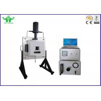 Buy cheap Pc Controlled Fire Propagation Apparatus , Walls And Ceilings Flame Spread Test from wholesalers