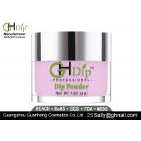 Buy cheap 77-Durable Pink Acrylic Nail Colors Powder Dip Manicure Odor-free from wholesalers