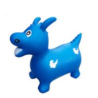 Buy cheap Jumping Dog Animal Space Hopper Inflatable Bouncy Hopper Toys Extra Thickness product